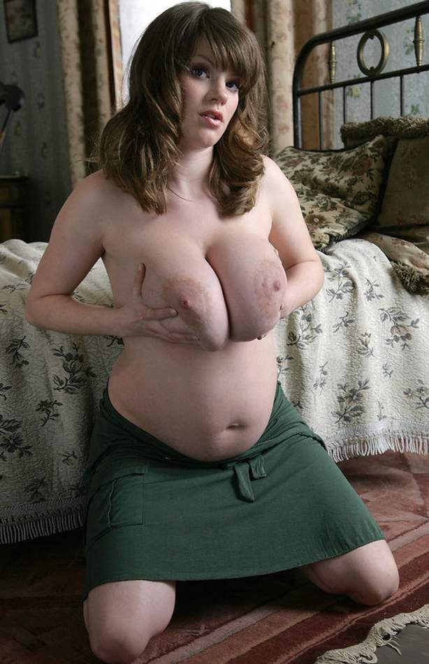 Large boobs natural