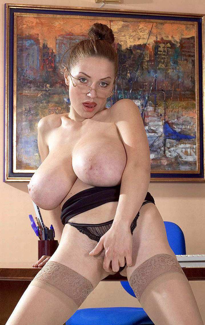 Mature older gigantic boobs very