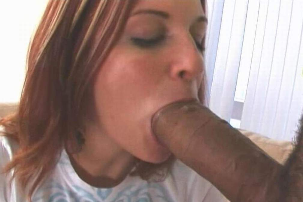 Chicks sucking huge dicks
