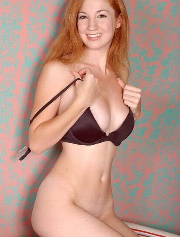 There other redhead porn actress