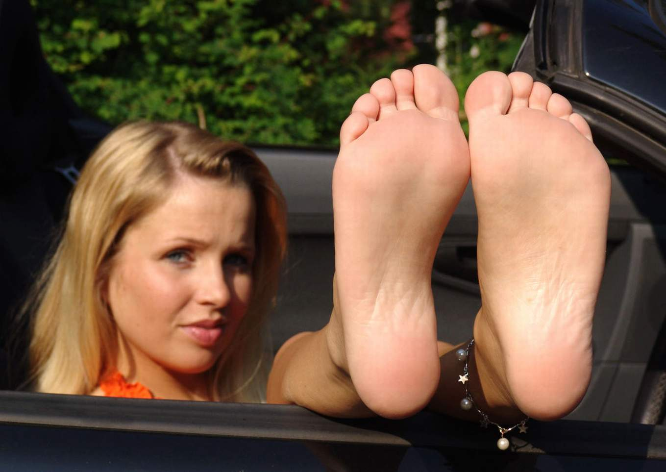 Free footjob tgp with male barefeet smell
