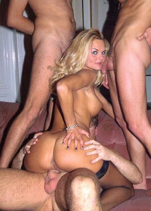 Wife Gang Bang Party