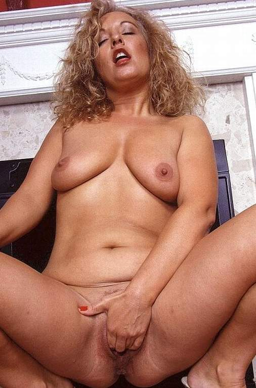 Mature granny fat interracial