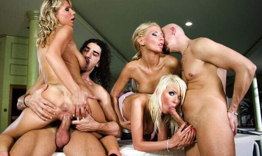 gangbang orgies group sex