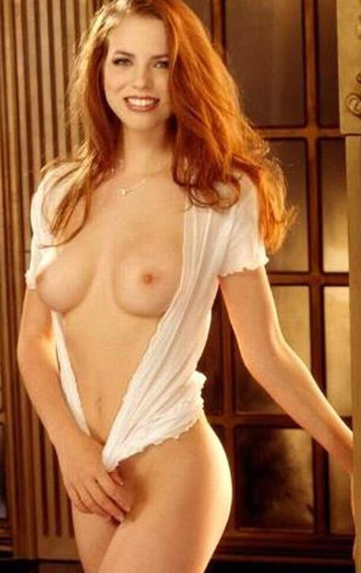 Something redhead porn actress you have