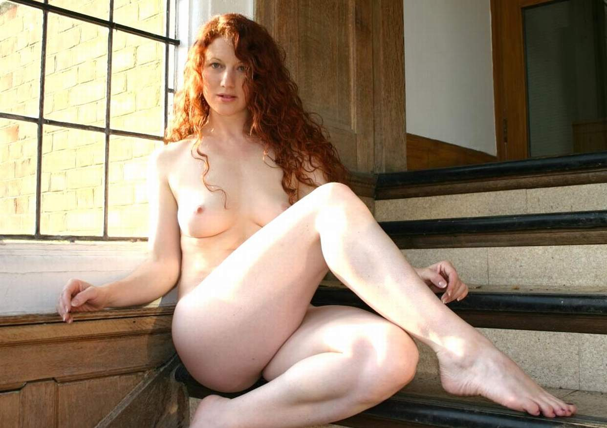 Hot heavy mature redhead fucked around